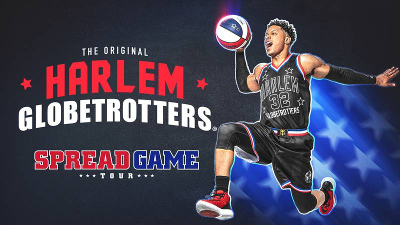 Harlem Globetrotters are making a stop in Kearney on their Spread Game Tour.