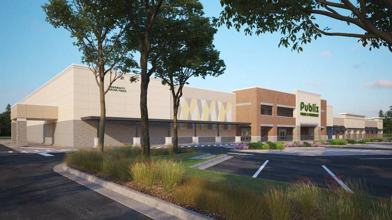 Major developments coming to Midland community including new Publix
