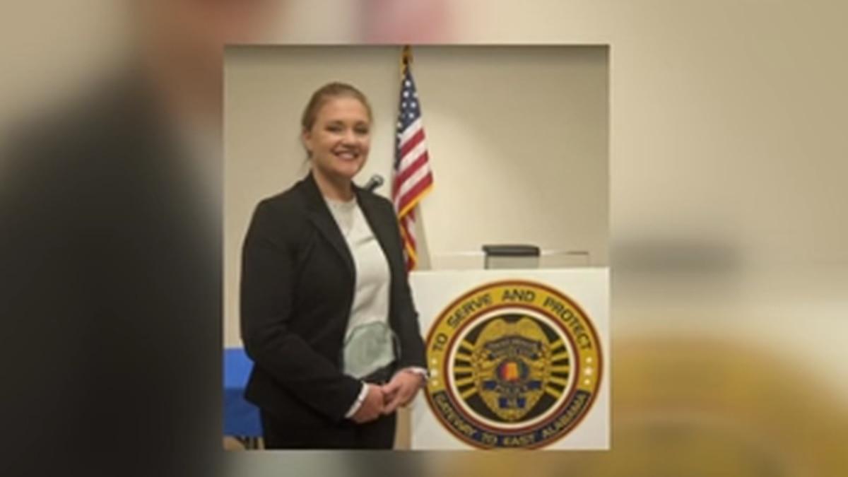Phenix City police officer named Crime Stopper of the Year
