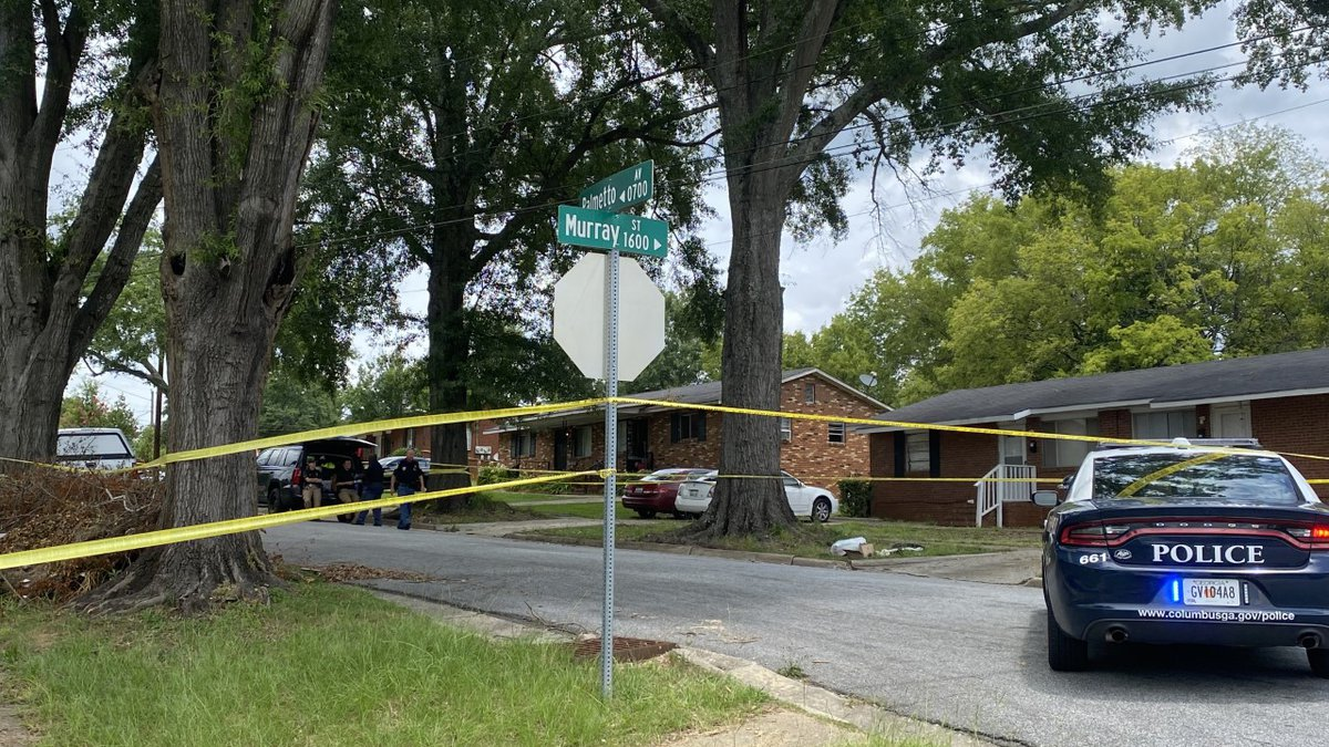 2 dead after Palmetto Ave. shooting in Columbus