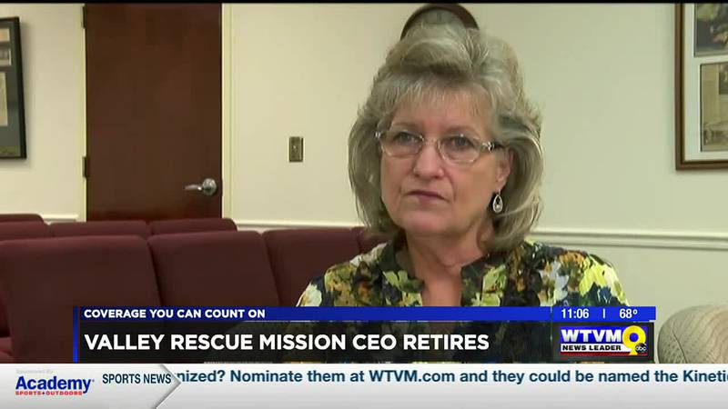 Valley Rescue Mission CEO set to retire
