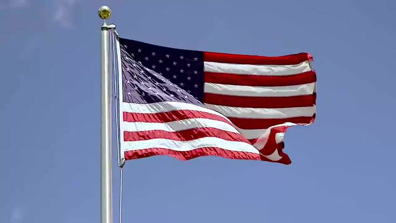 This week we celebrate Flag Day, always on June 14th.