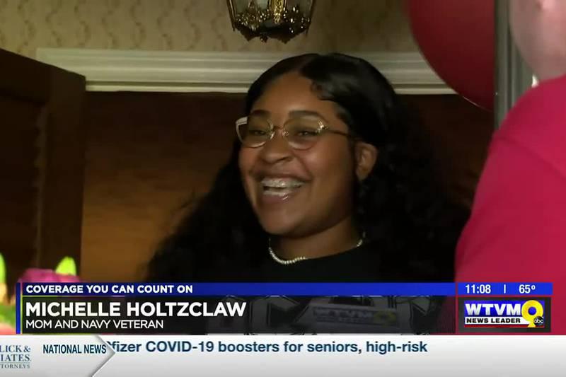 Columbus teen wins WTVM 2021 Dream Room Makeover