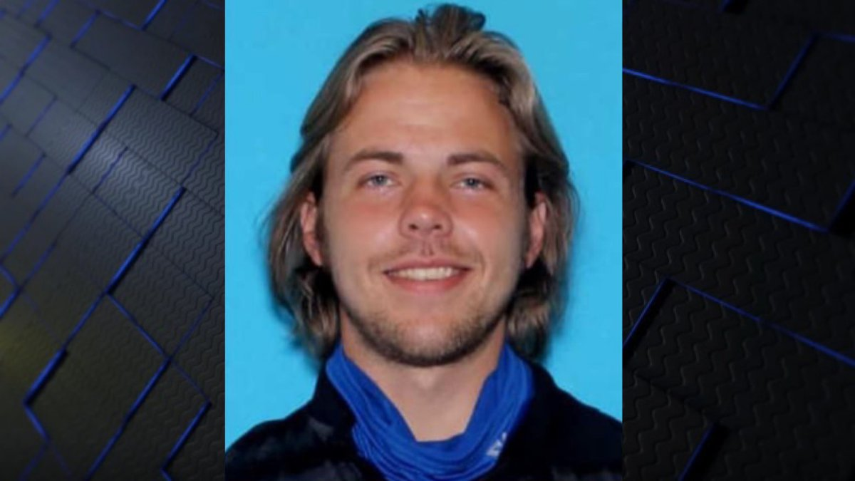 23-year-old Jesse Clanton Baker is wanted on multiple charges.