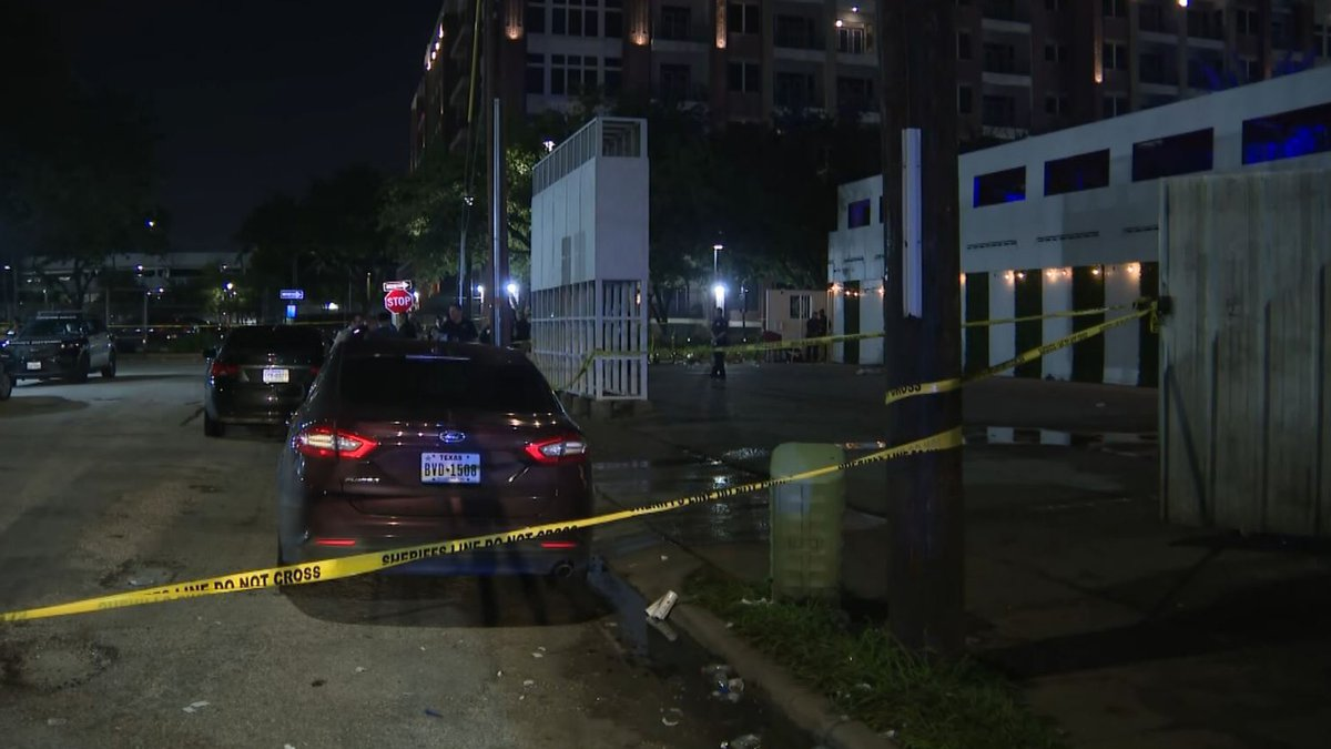 Two people were left dead and two were injured in a Houston nightclub shooting early Monday.