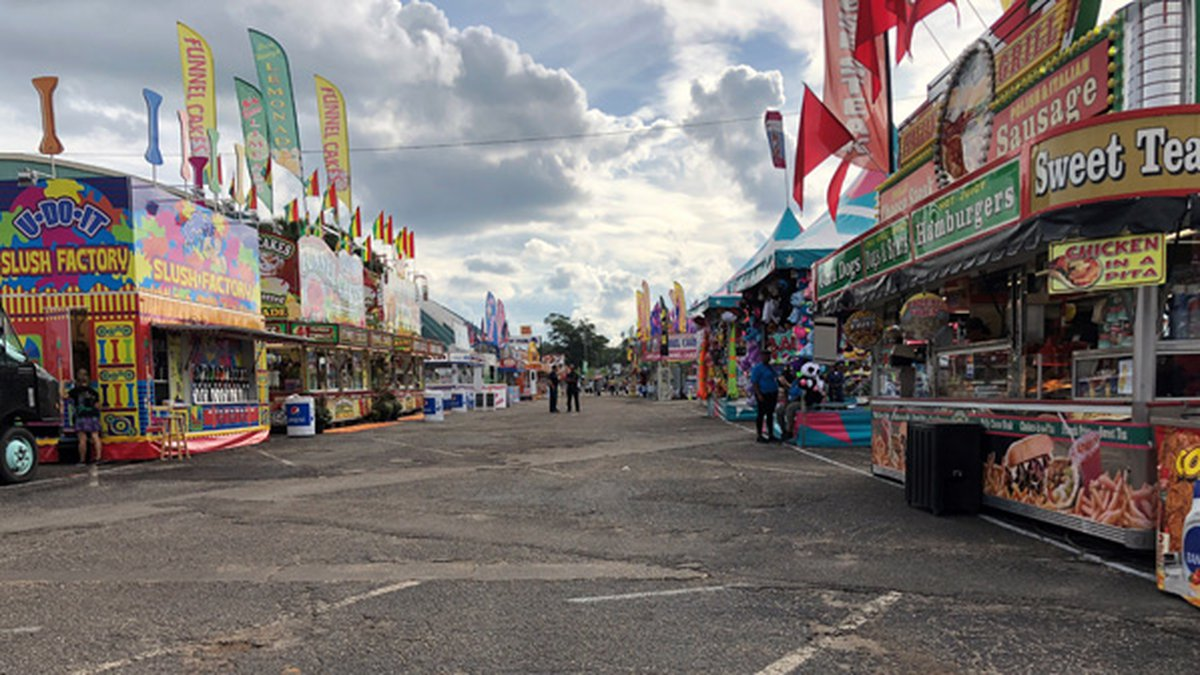 The Alabama National Fair officially opens Friday. (Source: WSFA 12 News)