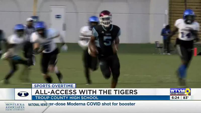 All Access: Troup County Tigers