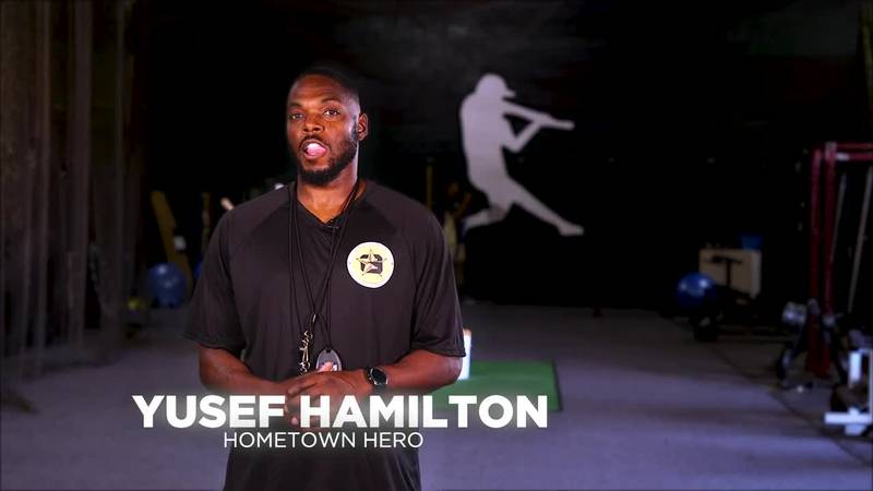 Hometown Hero - Yusuf Hamilton