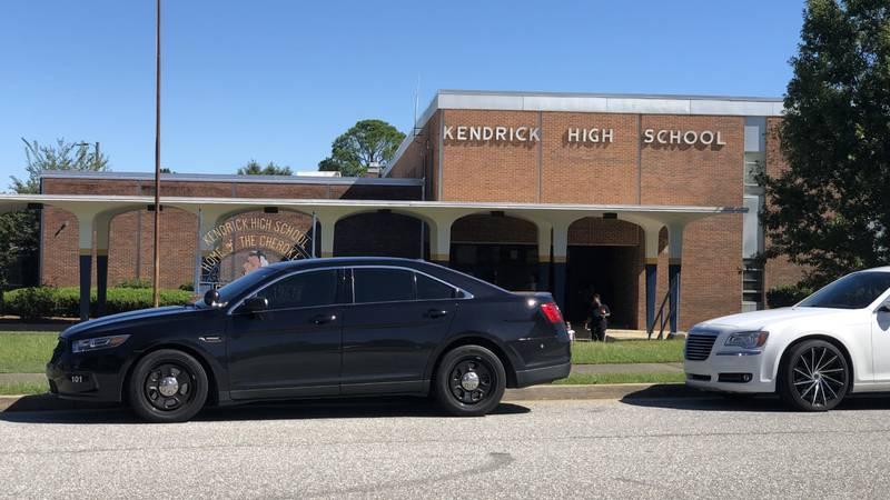 Kendrick High School on soft lockdown following social media threat