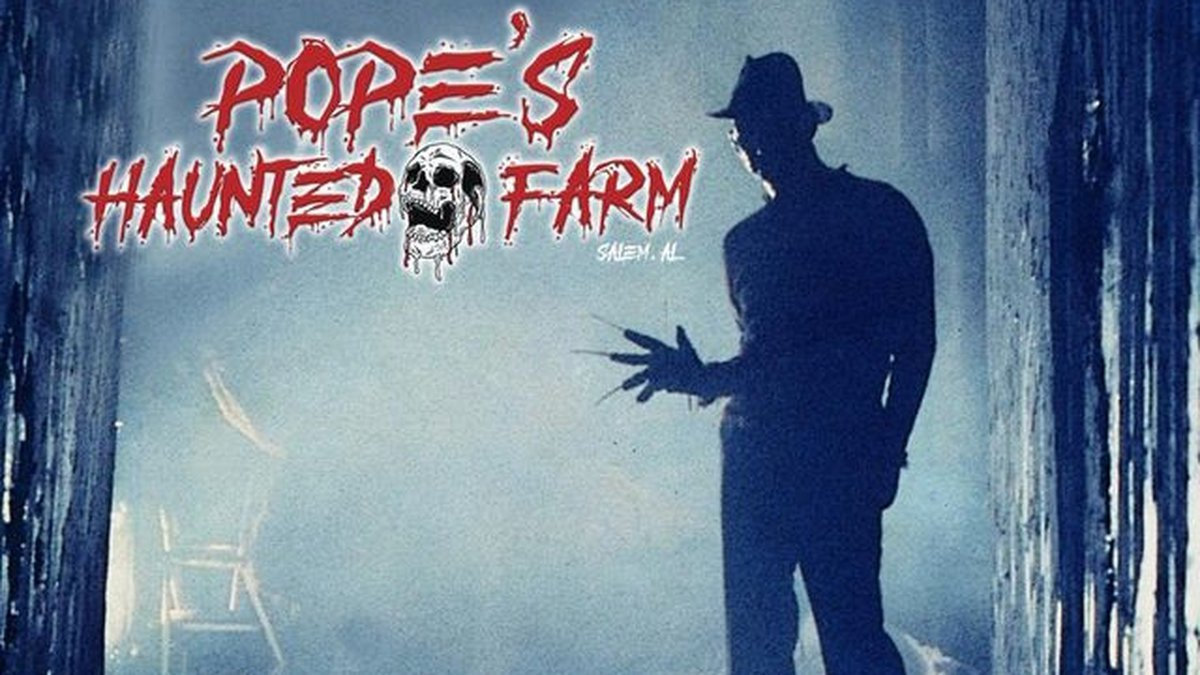 Pope's Haunted Farm to open for 26th season Friday