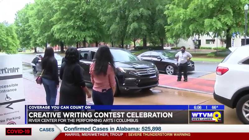 Annual creative writing contest celebrates young writers in Columbus