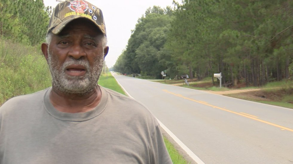 Widowed husband George Lyons said people have to stop driving through the streets like a race...