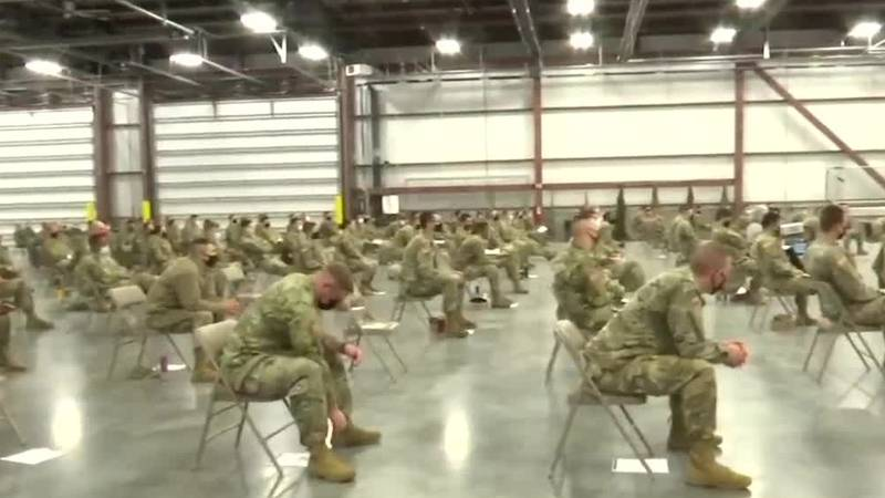 MILITARY MATTERS: Army Helping to Fight COVID