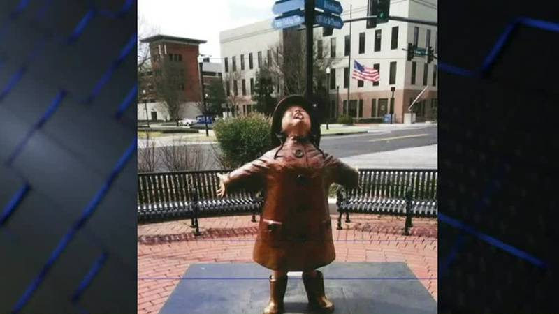 $2.5k reward offered for return of stolen statue in downtown Columbus