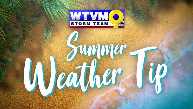Summer Weather Tips - sponsored by Georgia Farm Bureau