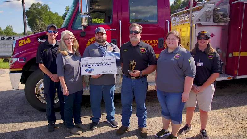 Hometown Hero - Beauregard Volunteer Fire Dept