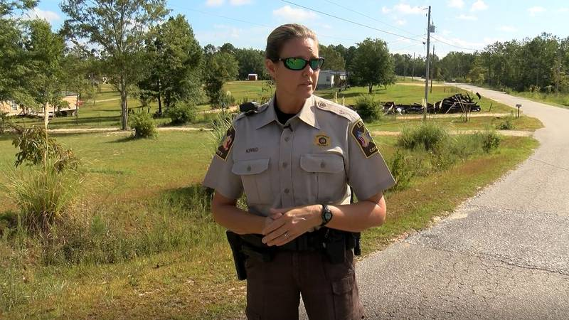 As a sheriff's deputy, Heather Norred is trained to respond to emergencies, but she never...