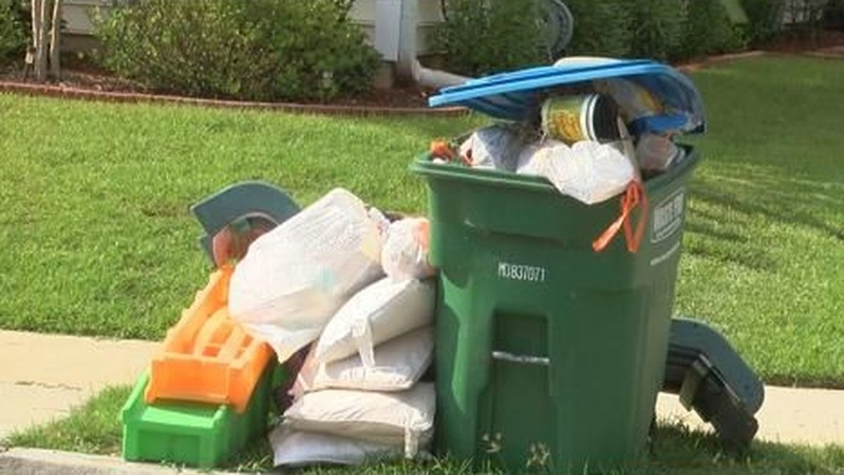 The City of Columbus is waiving the landfill tipping fees for yard waste, green bulk and...