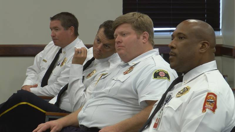 First responders say eliminating state review could make buildings unsafe, possibly putting...