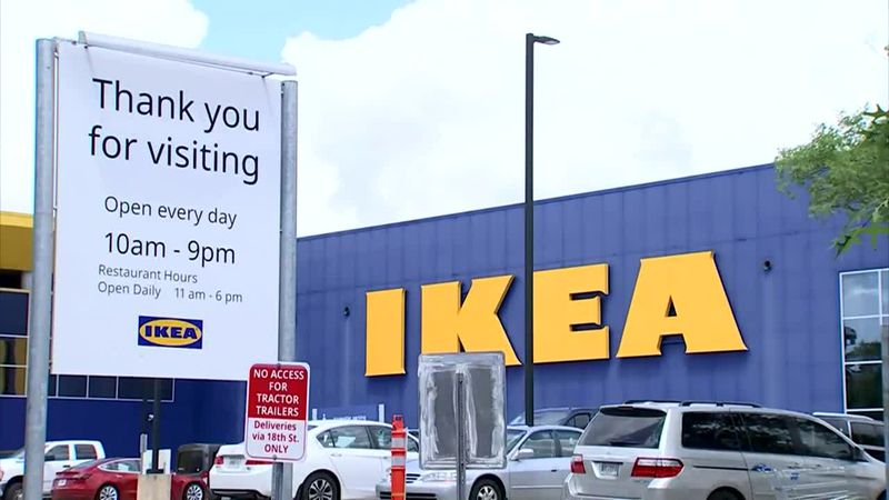 The Atlanta Ikea store's Juneteenth menu choices caused outrage among workers who say the menu...