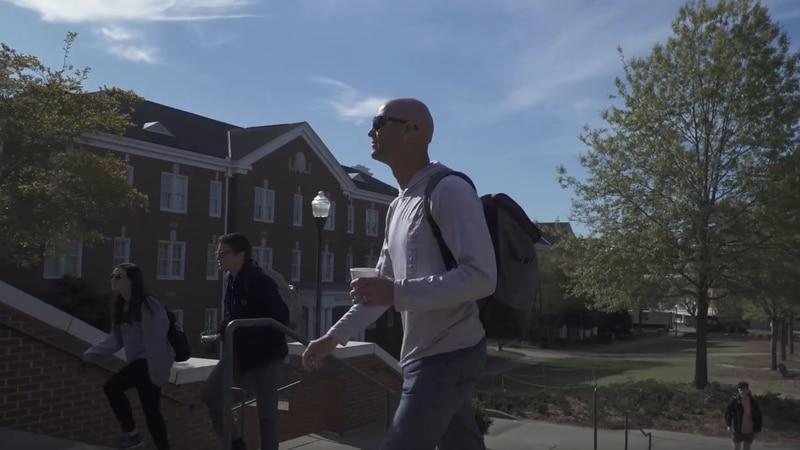 Tim Hudson returns to Auburn University