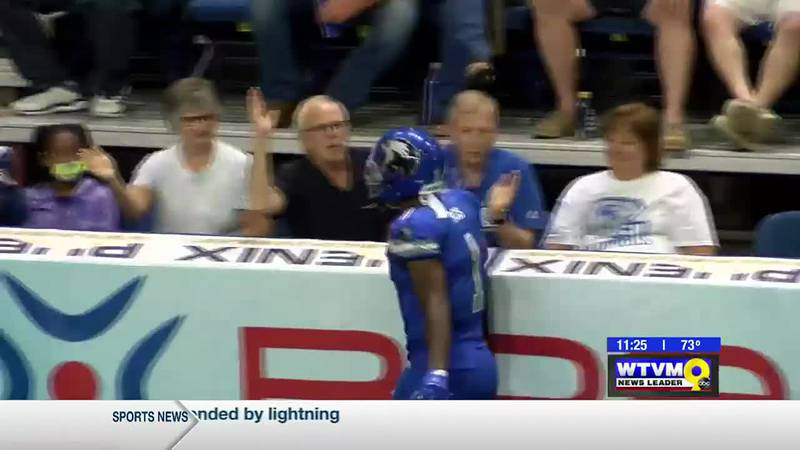 Lions thrive thanks to fan support