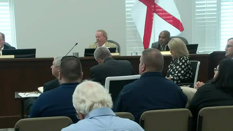 Lee Co. Commission meeting held discussing COVID, severe weather preparedness