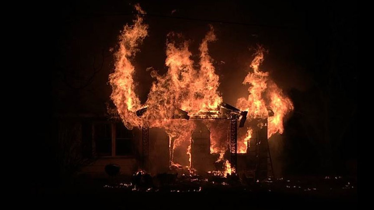When Eclectic fire officials arrived on the scene, they found a house in the 11000 block of...