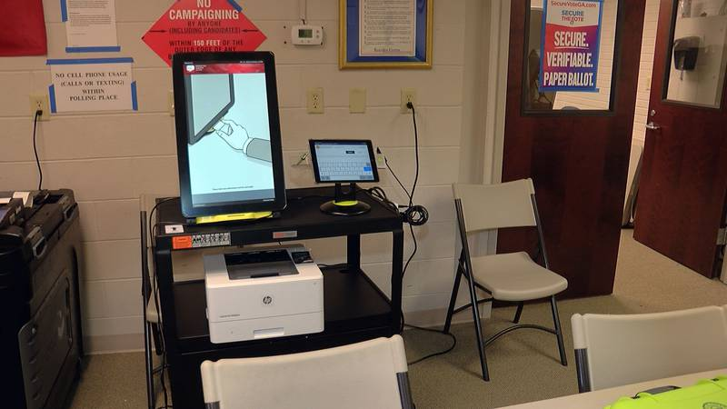 Election officials are making sure those working the polls and voters know how to operate the...