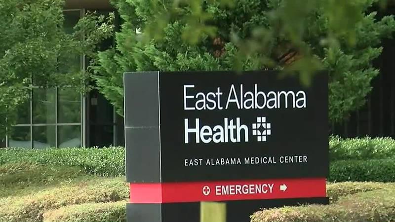 COVID hospitalization rates decline at East Alabama Medical Center
