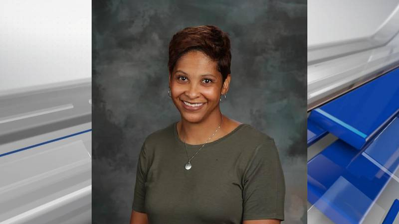 Kimberly Johnson was named a finalist for the 2021-2022 Alabama Teacher of the Year.