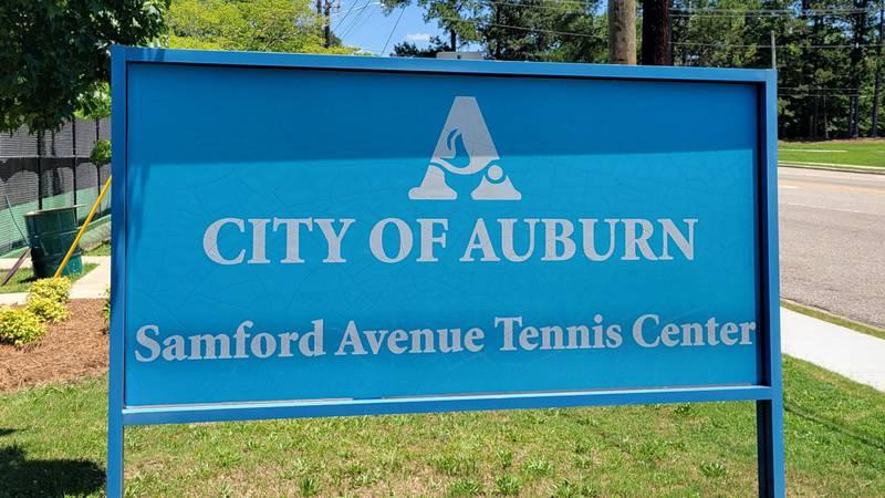 Samford Avenue Tennis Center