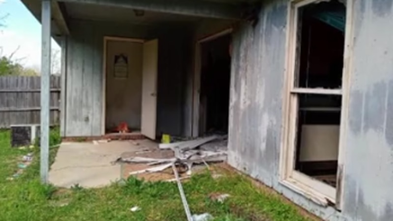 Blighted property in Columbus causing crime and safety concerns