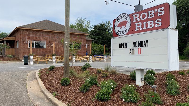 Rob's Ribs, expansion of Butcher paper BBQ, opens in downtown Auburn