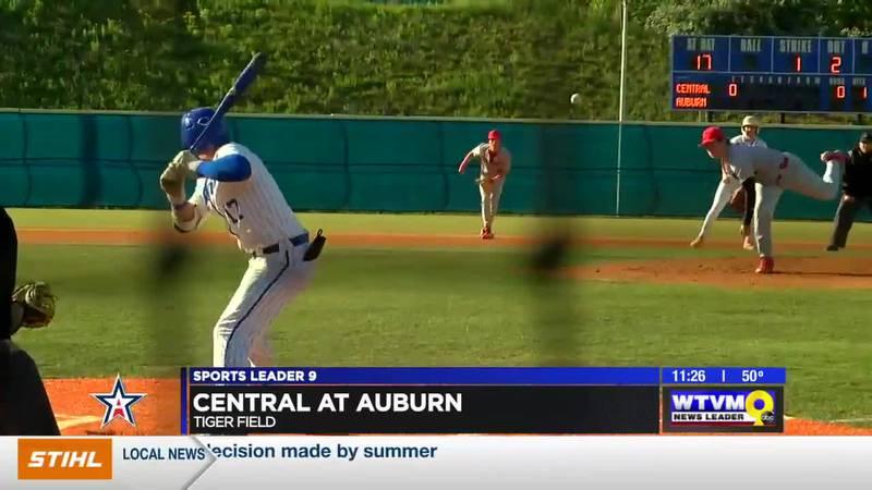 Auburn clinches AHSAA playoff berth