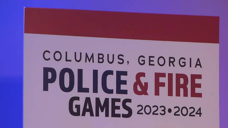 Police and Fire Games coming to Columbus in 2023