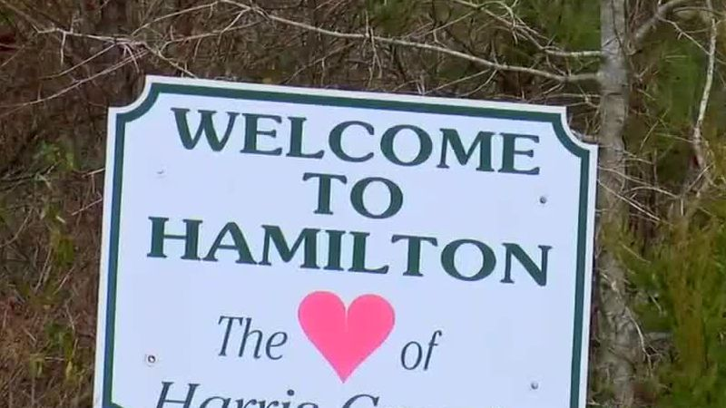 Hamilton hosts meet and greet for new Police Chief
