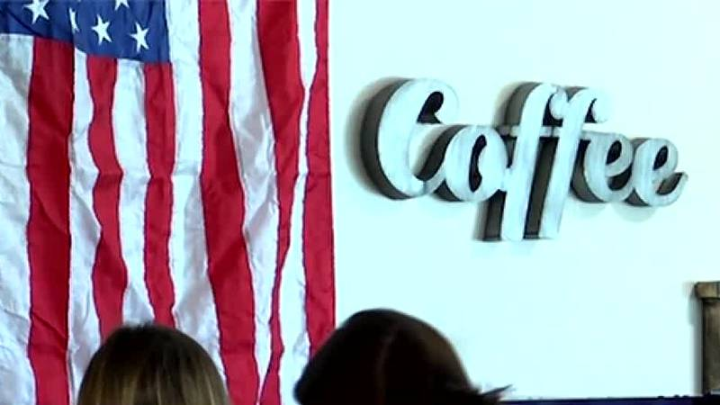 MILITARY MATTERS: Veterans upset about Afghanistan aftermath getting help with coffee and...