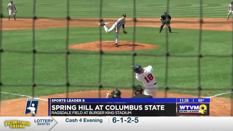 Cougars sweep Spring Hill