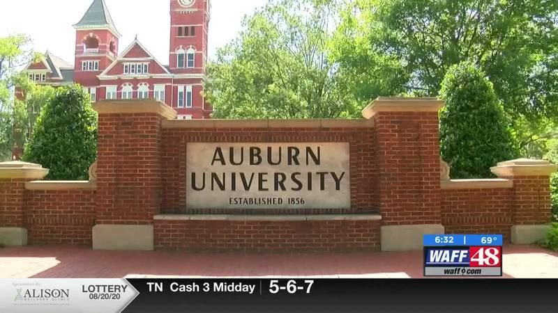 Auburn freshman reflects on current collegiate experience