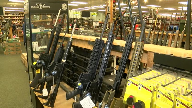 Lawmakers are debating gun control legislation following recent deadly shootings.