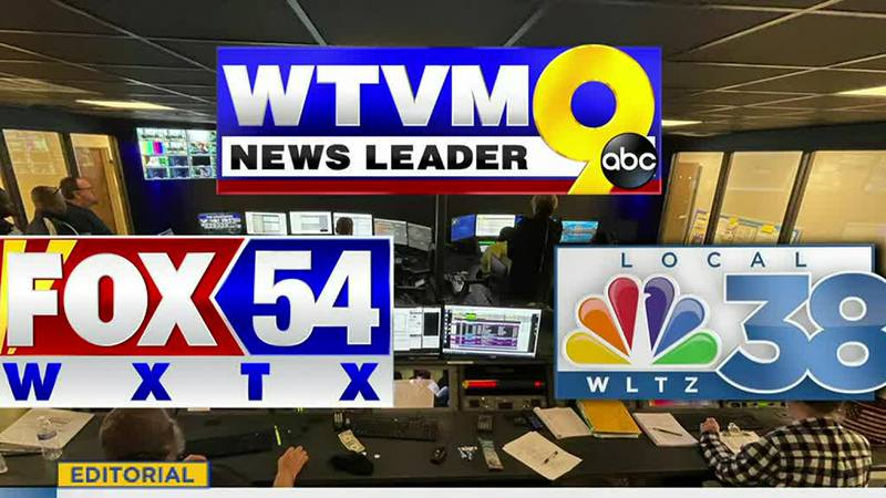 WTVM Editorial 10/12/21: WTVM's New Tech Center