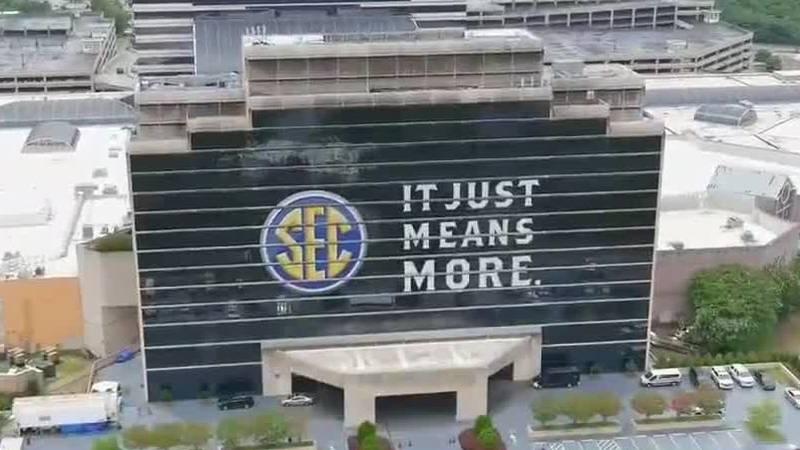 SEC Media Days Begins - 7/19/21