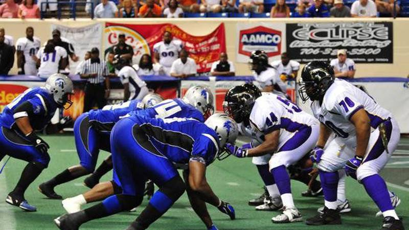 Courtesy of the Columbus Lions
