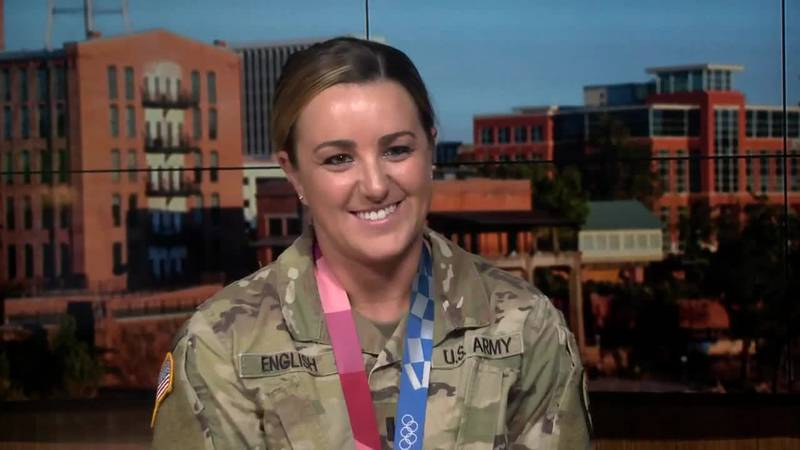 RUN THE RACE: Army Officer Shoots in Olympics, Brings Gold Home to East Alabama