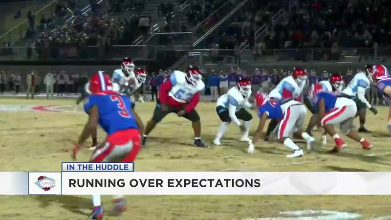 In The Huddle: Carver Tigers