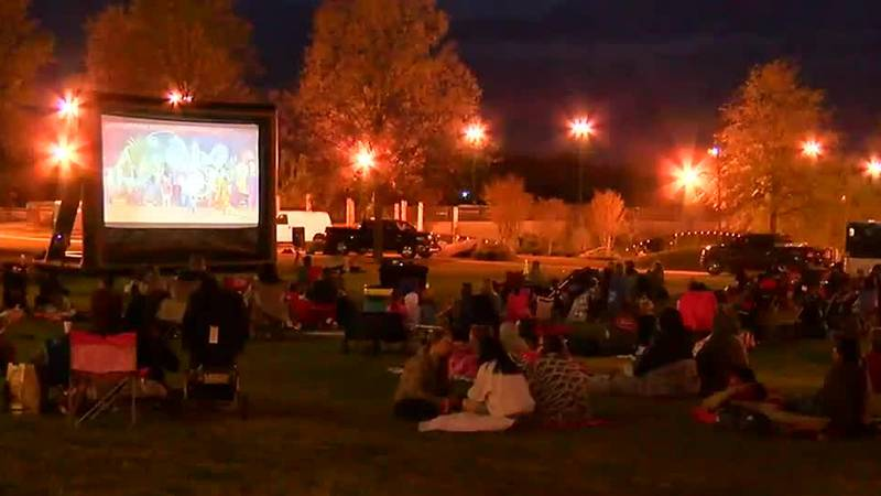 Davis Broadcasting to host 'Movie Night Under the Stars' this weekend