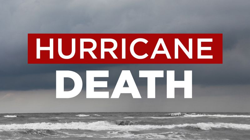 Officials have confirmed a child has died in Seminole Co. as a result of Hurricane Michael...
