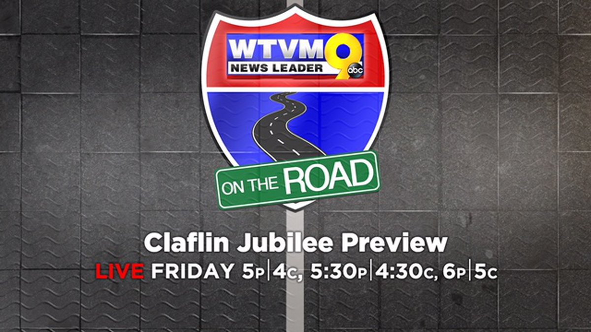 News Leader 9 is on the road tonight!