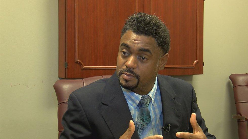 Sumter County Schools Superintendent Dr. Torrance Shoates